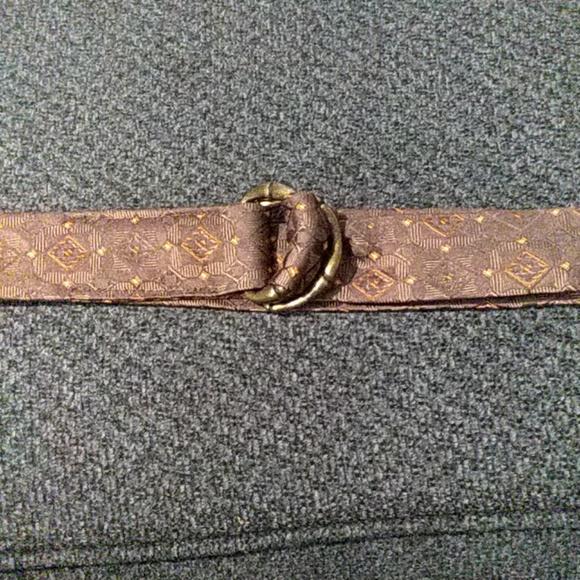 J.Crew 100% silk cloth belt 42x1inch$33 + free $10